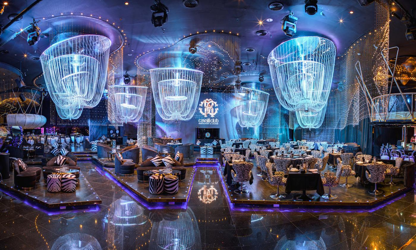 "Cavalli Club Dubai Achieves ""Triple Excellence in Nightlife"""